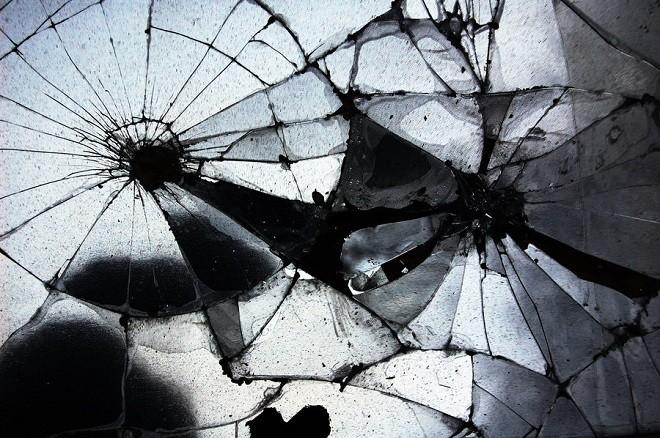 Осколки разбитого зеркала