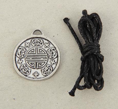 Символ пяти благ: почитаемый и благодатный