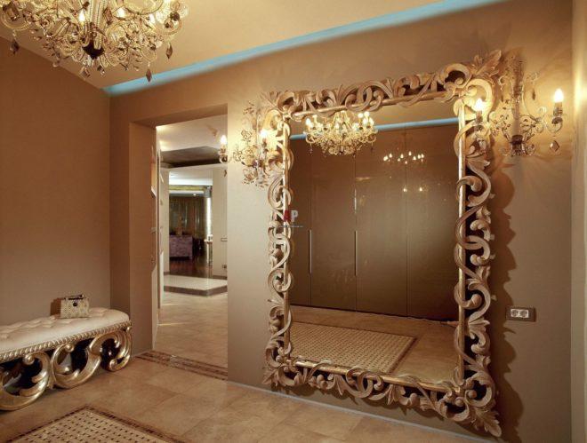 Зеркало в квартире