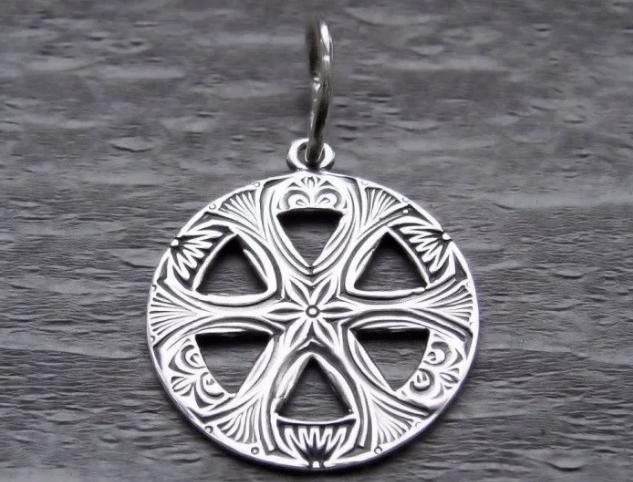 Символ Перуна-Громовержца