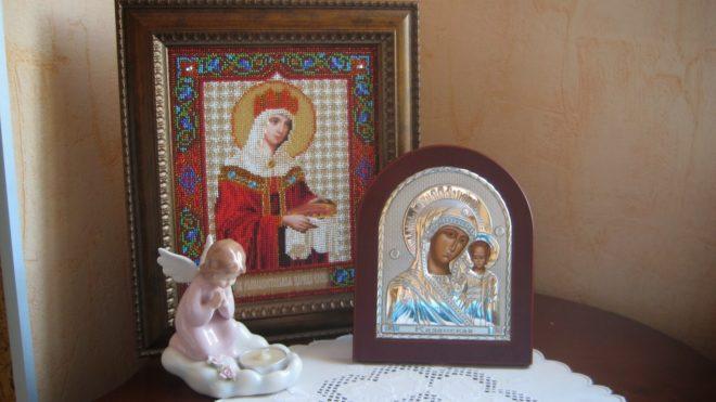 Святой образ в доме