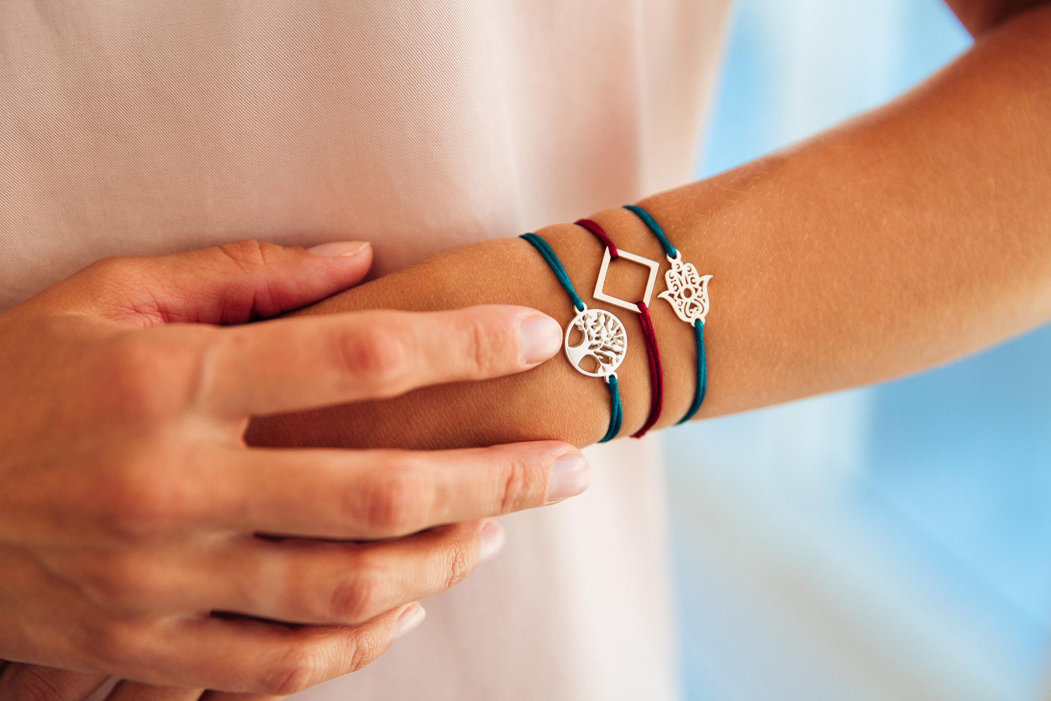 для знакомства браслеты