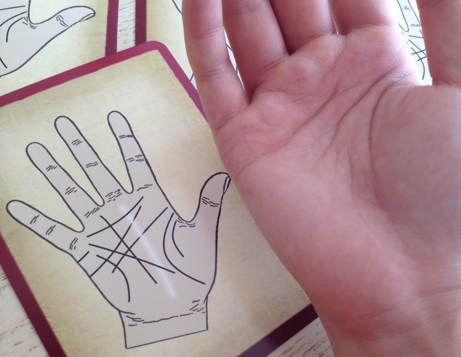Знаки детей на руке картинки