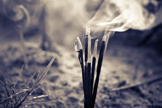 спиритуальный дым