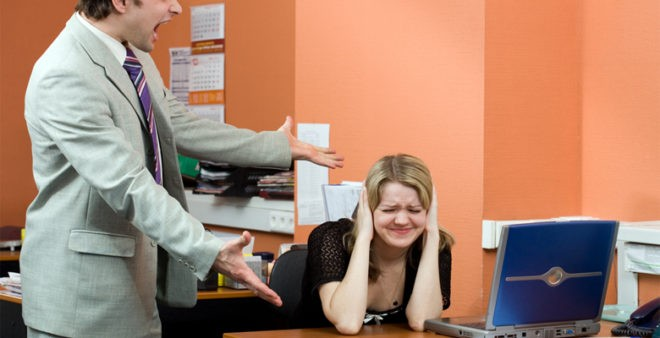 коллеги создают стресс