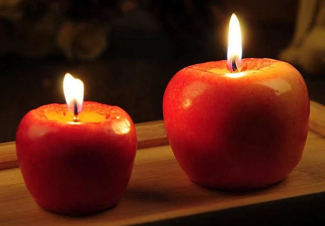 любовная магия в новолуние с яблоком