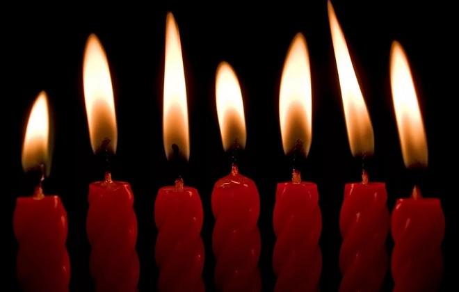заговор на удачу в работе на свечи