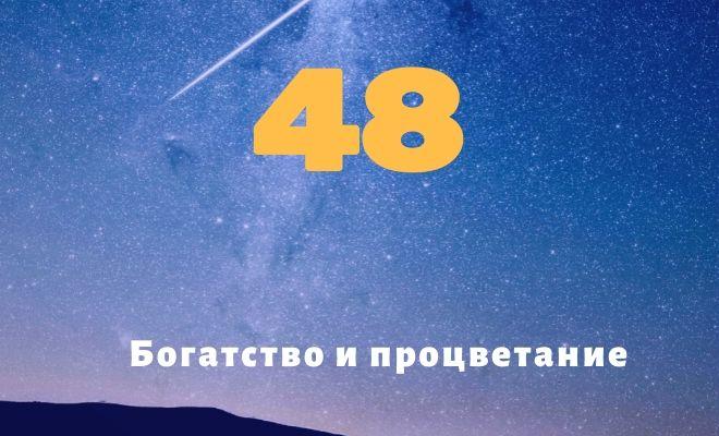 число 48