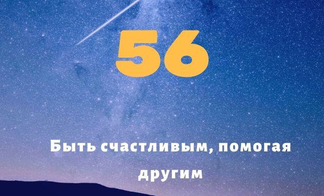 число 56