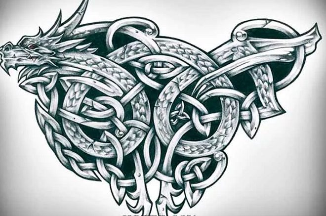 кельтские узоры значение