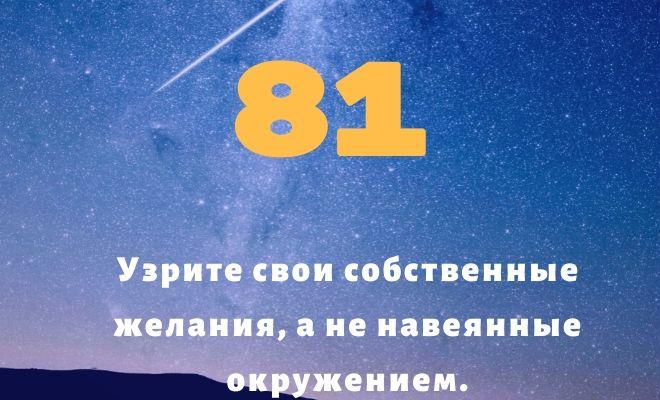 число 81