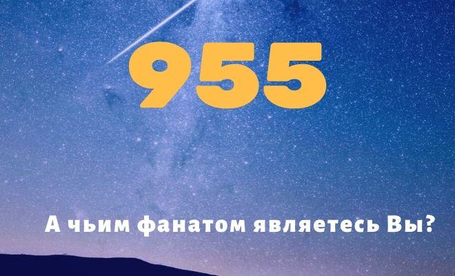 число 955