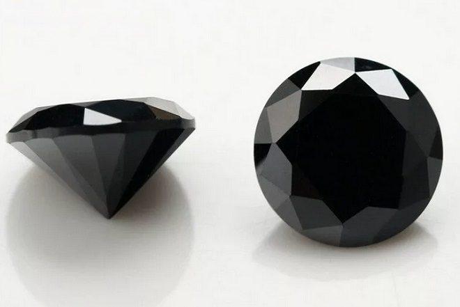 черный сапфир камень