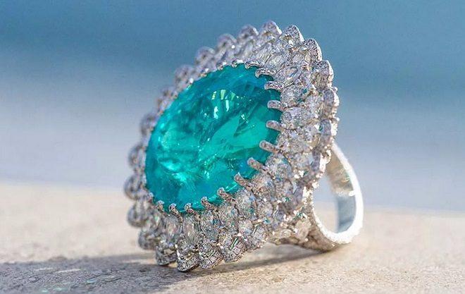 голубые камни свойства