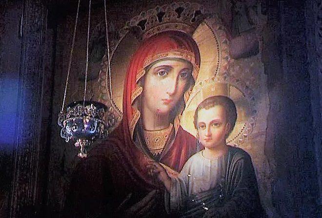 иверская икона божьей матери свойства