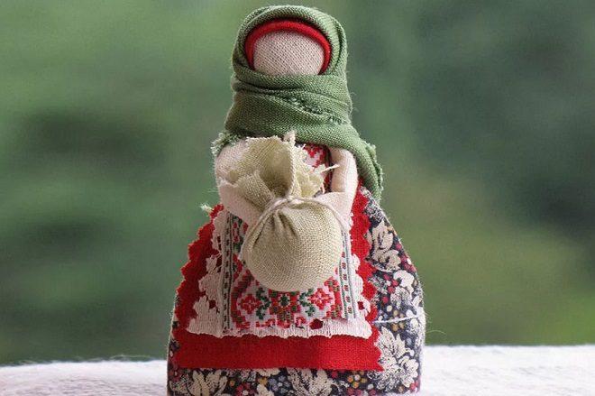 обережная кукла талисман