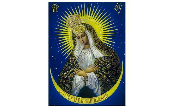 остробрамская икона божьей матери действие
