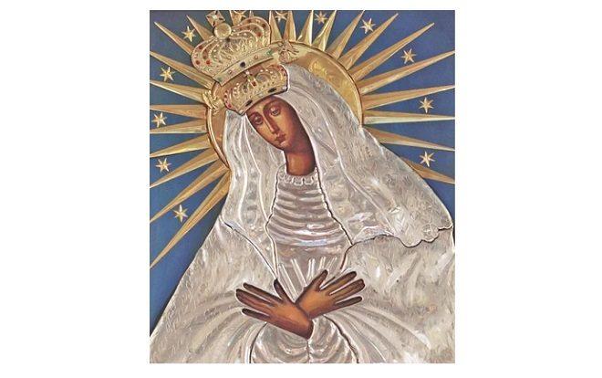 остробрамская икона божьей матери применение