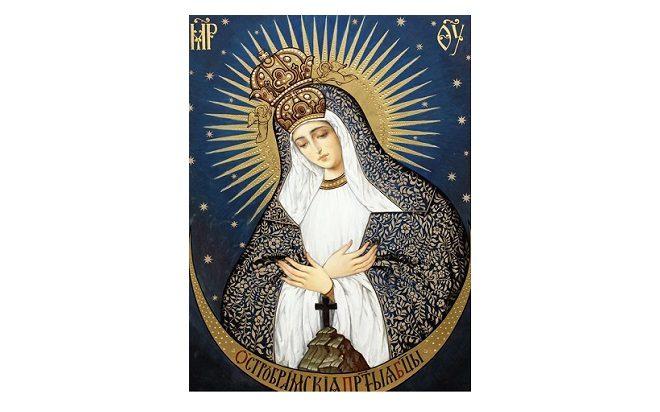 остробрамская икона божьей матери свойства