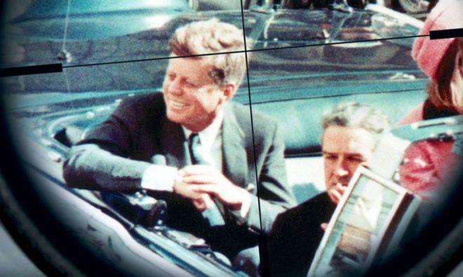 Покушение на Кеннеди
