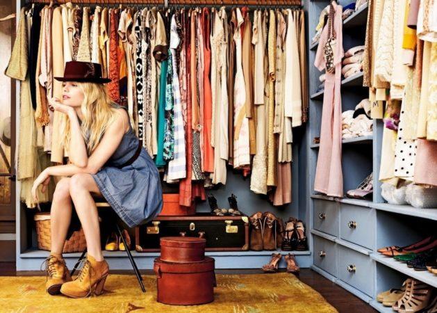 Гадание по цвету одежды