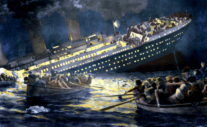"Крушение ""Титаника"""